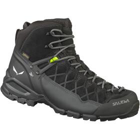 SALEWA Alp Trainer Mid GTX Hiking Shoes Herre black/black